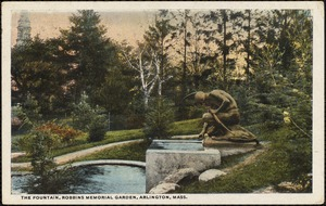 Arlington Historical Postcard Collection, c. 1907 – 1981