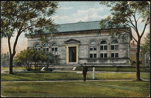 Arlington, Mass., public library