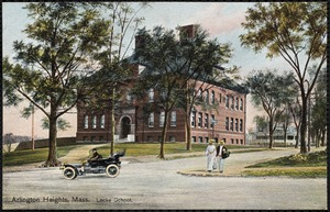 Arlington Heights, Mass. Locke School