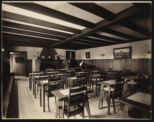 Newton photographs oversize : Allen House : 35 Webster Street / [compiled by the staff of the Newton Free Library]. - Allen House : 35 Webster Street - Allen School Classroom -