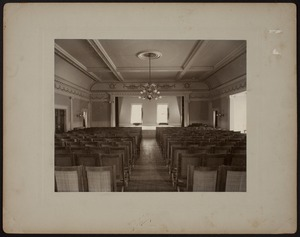 Hunnewell Club photographs - Theatre -