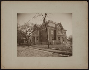 Hunnewell Club photographs - Hunnewell Club as Completed, 1897 -