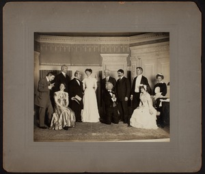 Hunnewell Club photographs - Library -