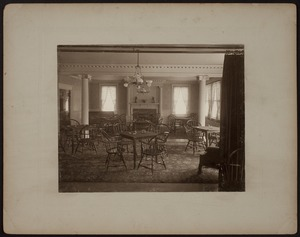 Hunnewell Club photographs - Board Room -