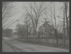 Newton Engineering Department Photos - Cypress Street Near Paul Street -