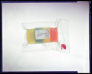 Jellied fruit candy