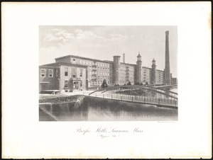 Pacific Mills, Lawrence, Mass. (upper site)