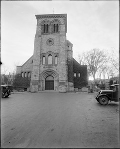 The First Church in Plymouth and Burial Hill