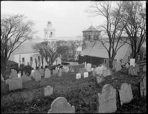 Burial Hill, Plymouth Mass.