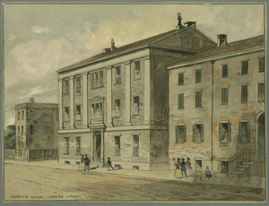 Brimmer School, Common Street