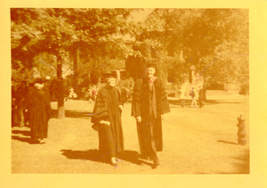 Abbot Academy Commencement 1949