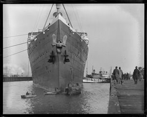 USS Leviathan South Boston