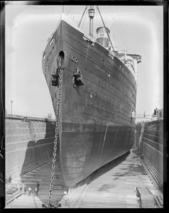 SS Leviathan South Boston