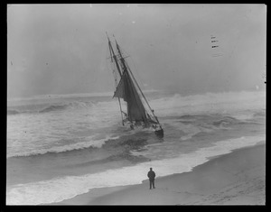 Ship wrecks on Cape Cod, Truro