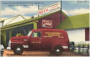 Chas. B. O'Donnell, Broadway & Glenwood Avenues, Clifton Heights, Penna.