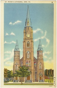 St. Peter's Cathedral, Erie, PA.