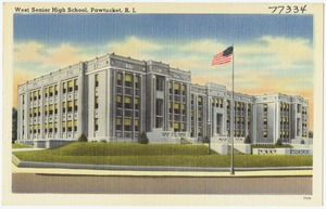 West Senior High School, Pawtucket, R.I.