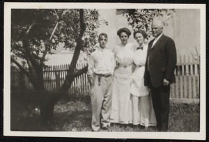 Portrait of the King and Corwin family