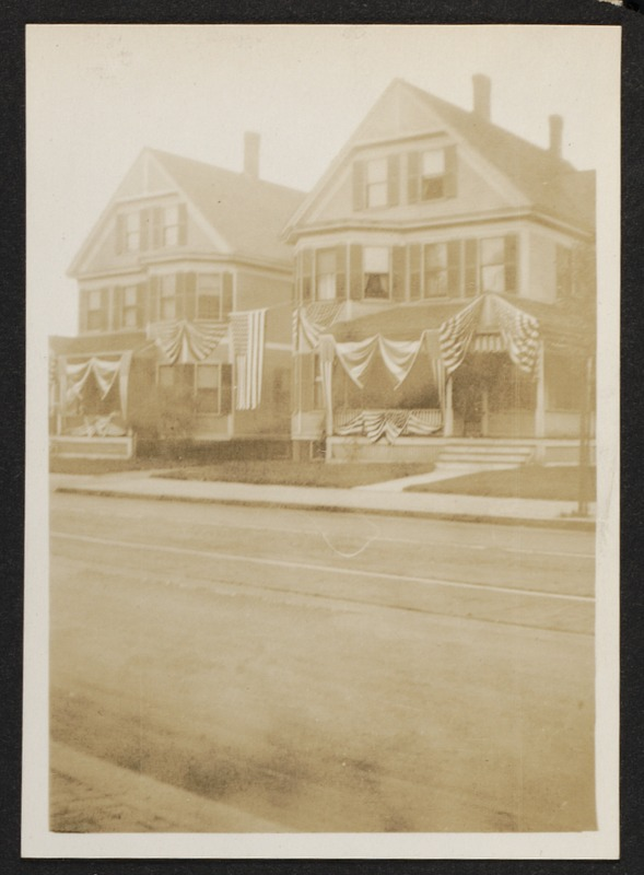 Houses of the 2 sisters, Highland Avenue