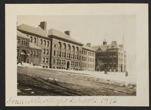 Somerville High School, 1916