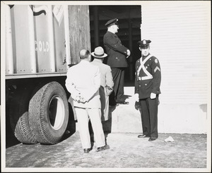 Air Raid Tests and Civil Defense Demonstration - Boston, Massachusetts