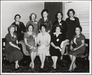 Women's Activities and Conferences [1958-1960]