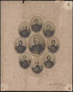 [Union] Generals of our army 1861