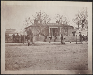 General Thomas' Headquarters, Chattanooga, Tennessee