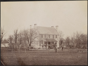 Grigsby House, Centreville, Virginia