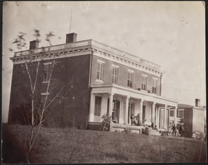 Aiken House, James River