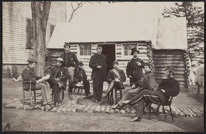Headquarters 6th Army Corps Brandy Station Virginia