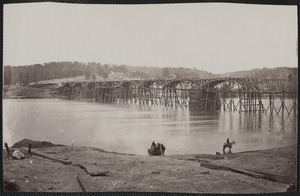 Bridge across Tennessee River, at Chattanooga Tennessee