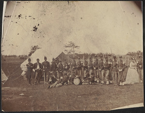 22d New York State Militia Band etc