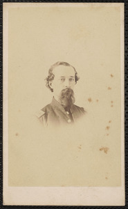 1st [Battalion Massachusetts] Heavy Artillery, Captain Caleb Niebuhr