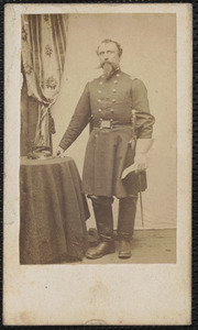 13th Regiment Massachusetts Volunteers, Lieutenant Colonel W. N. [crossed out] N. W. Batchelder