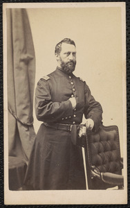 Yours truly, George B. Hanover, Captain, Company H, 43rd Massachusetts Volunteers