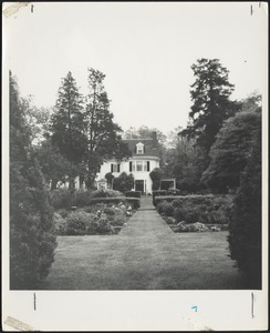"""""""Formal gardens with main house"""""""