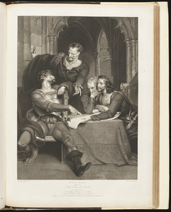 Shakspeare. First part of King Henry the Fourth, act III, scene I