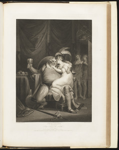 Shakspeare. Second part of King Henry the Fourth, act II, scene IV