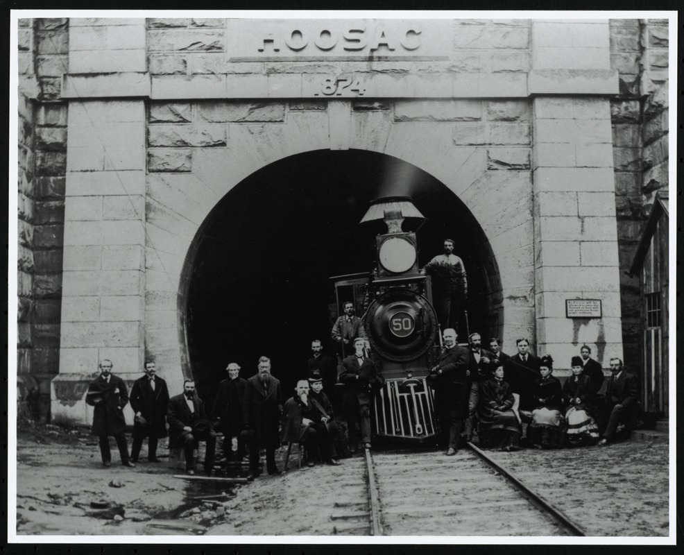 Hoosac Tunnel and surroundings