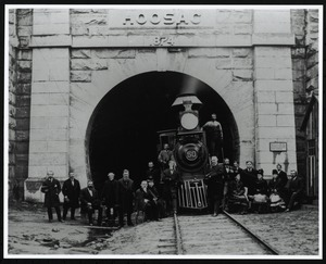 Hoosac Tunnel Collection