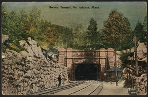 Hoosac Tunnel, No. Adams, Mass.
