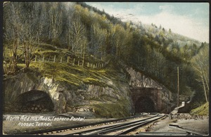 North Adams, Mass., eastern portal, Hoosac Tunnel