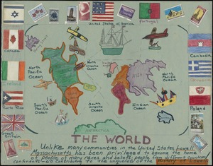 United States of America, the world