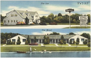 Stony Hill Inn. The Inn. The Motel.