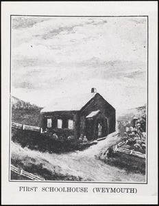 First Schoolhouse (Weymouth)