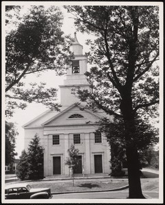 The First Church (Congregational), Weymouth Heights