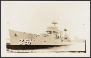 USS Clark, destroyer