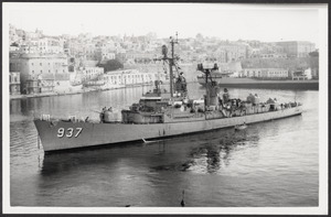 USS Davis, destroyer