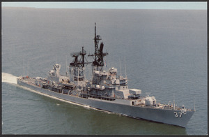 U.S.S. Farragut (DDG-37), guided missile destroyer